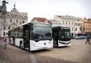 V Kolíně představili nové autobusy pro MHD, Arrivu vystřídá OAD Kolín