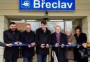 V Břeclavi mají zrekonstruovanou výpravní budovu za 69 milionů korun