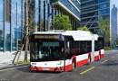 Škoda Electric dodala do Ústí nad Labem devět kloubových trolejbusů Škoda 27 Tr