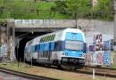 ROPID zveřejnil statistiky o počtu přepravených cestujících na železnici v PID na území Prahy v roce 2019