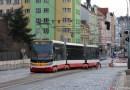 Přerušení provozu tramvají v úseku Palmovka – Ke Stírce