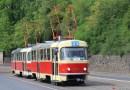 Pražský dopravní podnik zahájí o tomto víkendu opravu tramvajové trati v Chotkově ulici