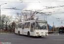 Trolejbusy 14 Tr v Pardubicích opět v provozu