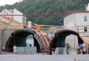 Oblouky Negrelliho viaduktu prověří zatěžovací zkouška