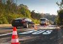 V Kamýcké ulici vznikl nový vyhrazený jízdní pruh pro autobusy, ušetří až 5 minut jízdy