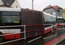 Z ARCHIVU DOPRAVÁČKA – nehoda autobusu v Praze Strašnicích