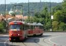 Přerušení provozu tramvají v úseku Malostranská – Chotkovy sady