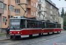 Opravy tramvajových tratí v Brně během letních prázdnin