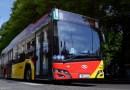 Švédský dopravce Vy Buss AB  pořídil 40 nových autobusů Solaris CNG