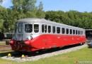 OBRAZEM:  Železniční muzeum v Lužné u Rakovníka