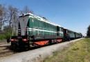První srpnovou sobotu vyjede historický vlak z Lužné u Rakovníka do Kralovic