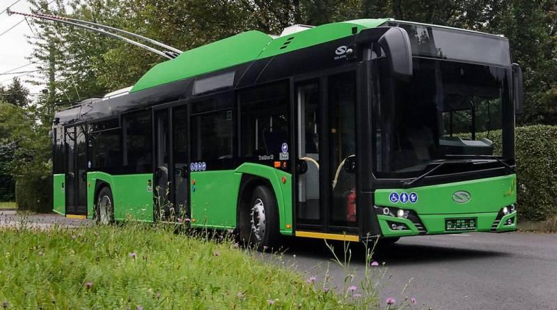 Nové trolejbusy Solaris Trollino míří z Plzně do Rumunska