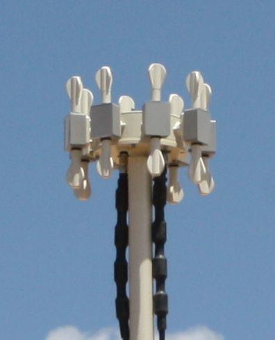thf df antenna