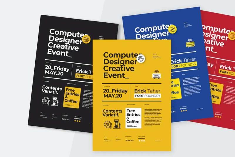 effective leaflet design