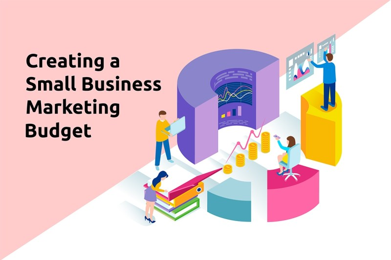 Creating Small business marketing budget 1