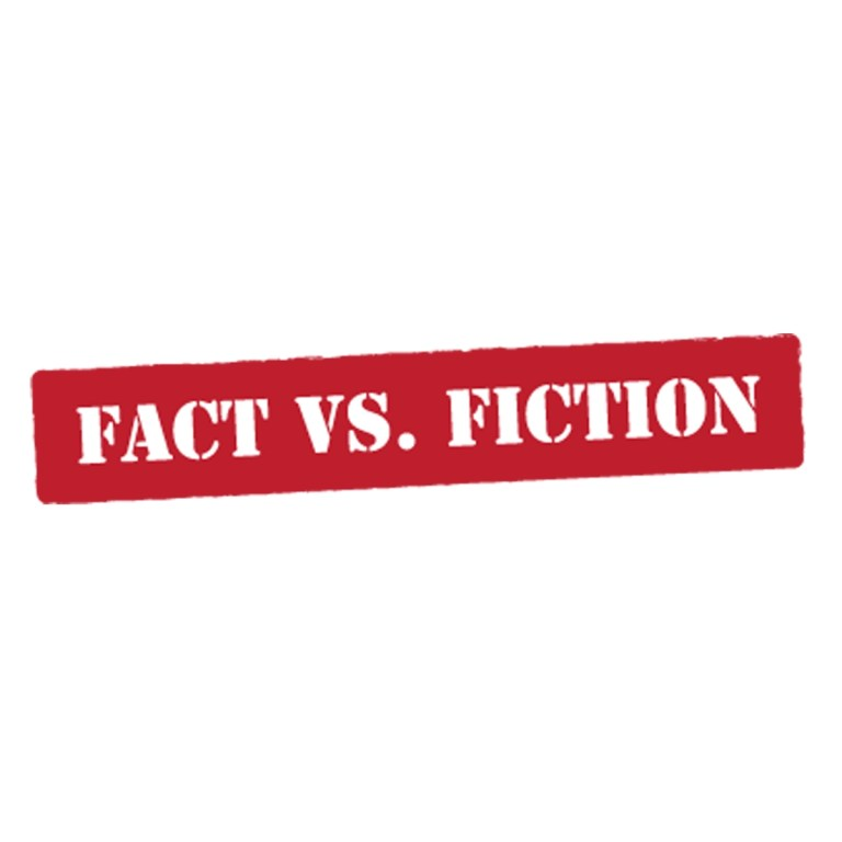 Fact v Fiction