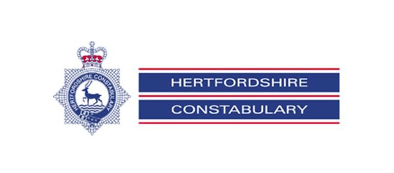Hertfordshire constabulary blog