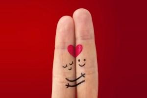 Leaflet distribution valentines day