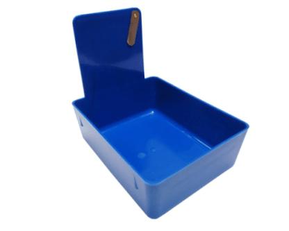 Lab Pan Blue
