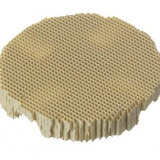 Honey-Comb Round Furnace Tray