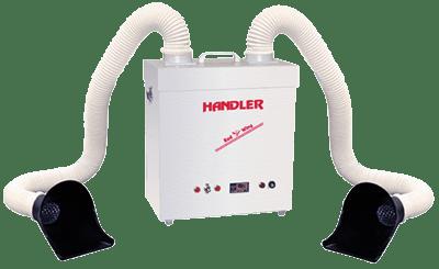 Handler 62 Super Sucker Dust Collector