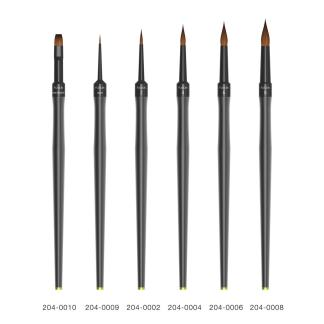 Fusion Brushes: Hybrid Enriched Kolinksy
