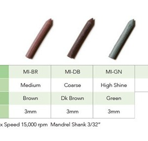 Pacific Abrasives Mini Points 3mm