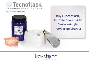 Tecnoflask: Buy 1 Get 1 lb Diamond D Free!