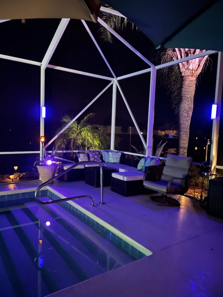 luxurious led lighting systems