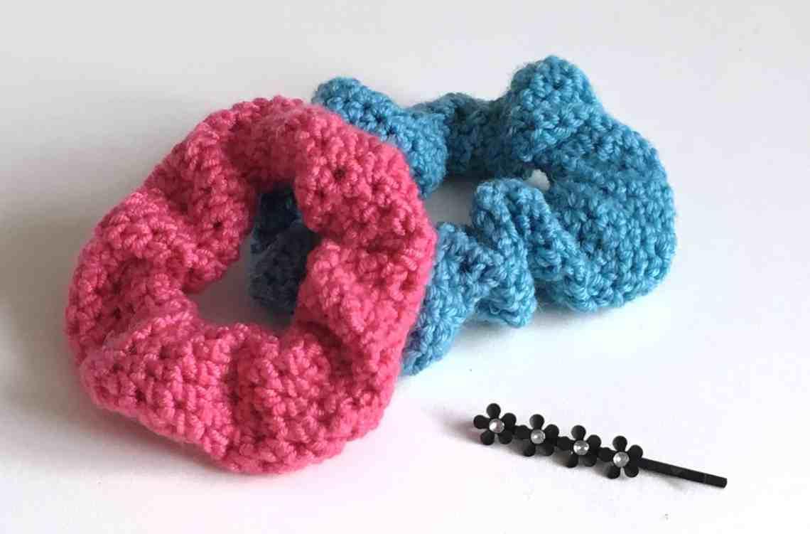 Crochet Scrunch