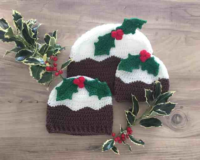 DoraDoes Christmas Pud Hat3