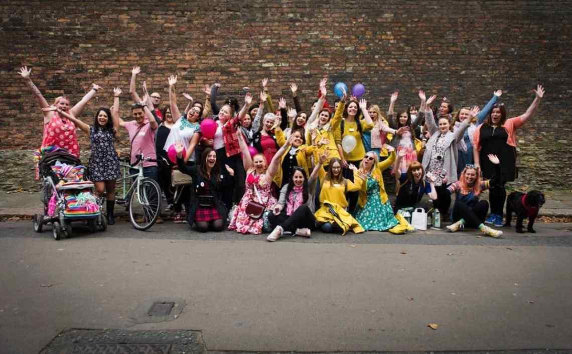 Cambridge Creatives Autumn Photowalk 2017