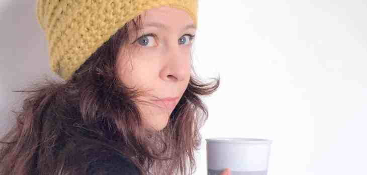 Beehive Beanie Hat Crochet Pattern from doradoes.co.uk