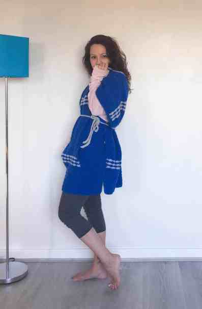 Crochet Poncho, tunic, kaftan from doradoes.co.uk