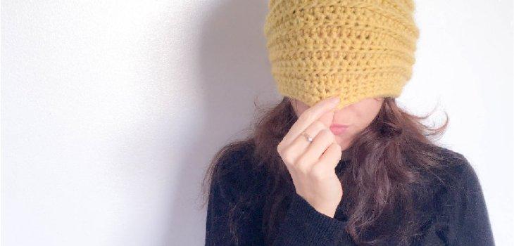beehive beanie hat