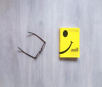 happiness personal improvement book