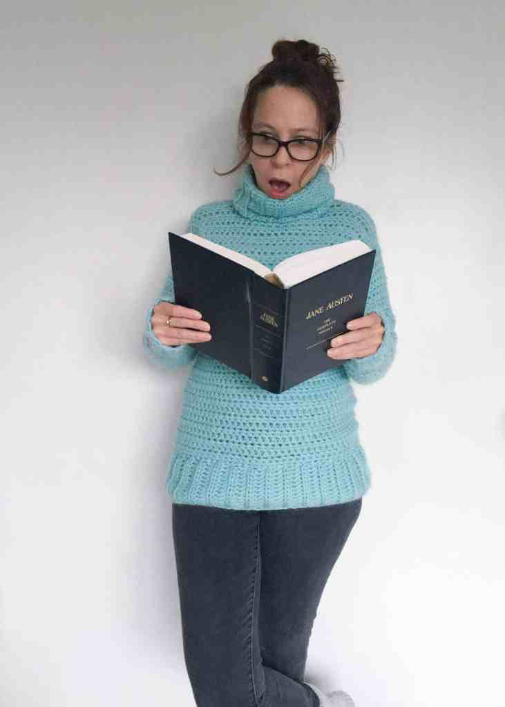Woman scandalised by book