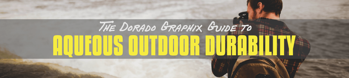 What you need to know about Aqueous Outdoor Durablity