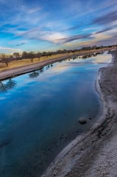 033 The Blue Pecos - Pecos River, Carlsbad, NM