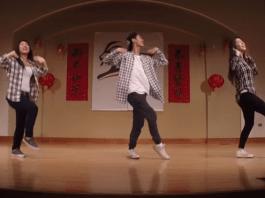 evolução da dança do k-pop Dança k-pop