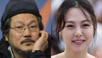 Esposa de Hong Sang Soo revela as mensagens de texto trocadas entre