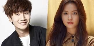 Lee Kwang Soo e Jung Yoo Mi vão estrelar novo drama da tvN