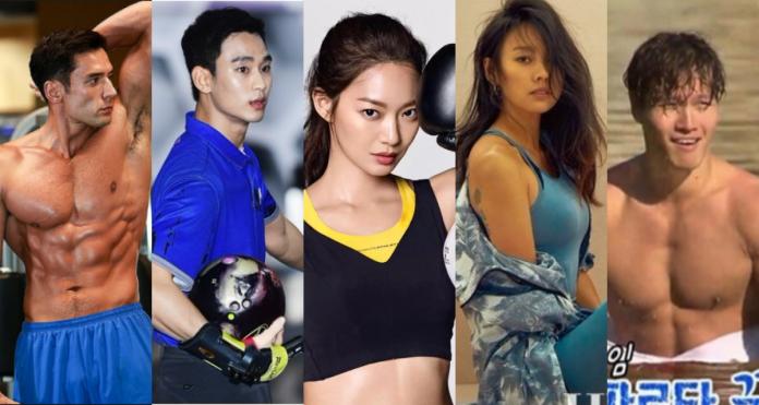 12 Celebridades incrivelmente atléticas