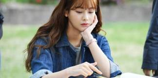 Oh Yeon Seo fala sobre interpretar com Hong Seol em Cheese in the Trap