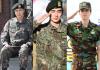 10 estrelas sul-coreanas que ficam incríveis de farda