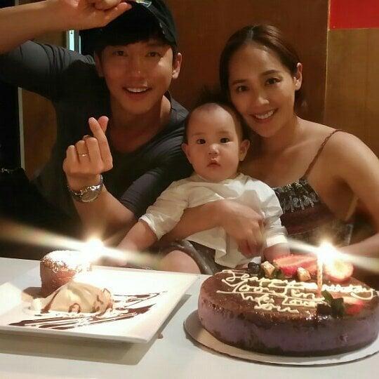 Eugene e Ki Tae Young estão esperando seu segundo bebê!