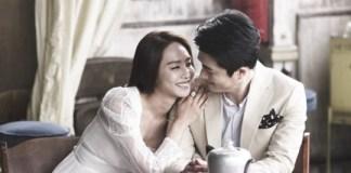 Park Jung Ah de Oh My Ghostess está grávida