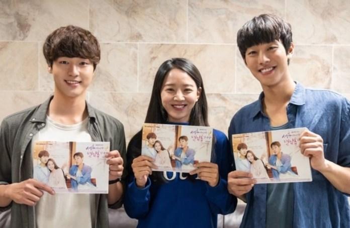 Ahn Hyo Seop fala como foi trabalhar com Yang Se Jong e Shin Hye Sun em Thirty But Seventeen (30 But 17)