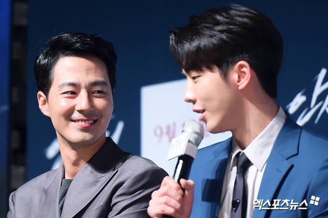 Nam Joo Hyuk fala sobre sua experiência ao trabalhar com Jo In Sung