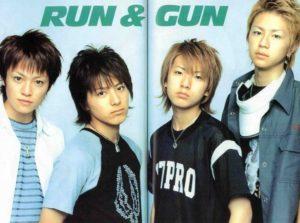 上山竜治,ランガン,RUN&GUN,メンバー,現在